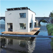 Autarkhome: sustainable floating passivhaus Фото №1