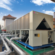 Dantex expanded the range of modular chillers Фото №1