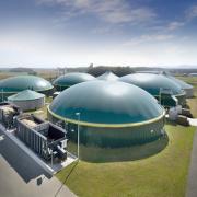 Biogas plant in Belarus Фото №1