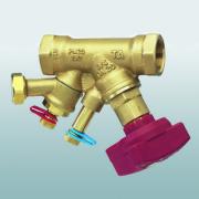 TA balancing valves Фото №1
