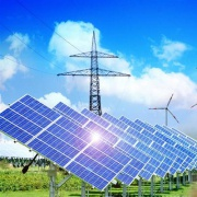 Electricity generated from renewable sources Фото №1