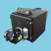DanVex B100 waste oil boiler Фото №1