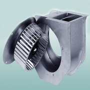 Cherboooke centrifugal fans RFE and RFT Фото №1
