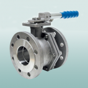 Ball Valves with Electrical Hydraulic Drive Фото №1