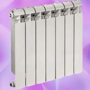 Радиаторы алюминиевые Global Vox R-350 Фото №1