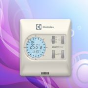 Temperature Controller for Underfloor from Electrolux Фото №1