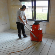 Underfloor Heating Without Duct Фото №1