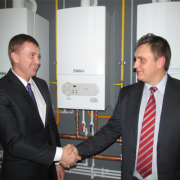 The new training center of Vaillant Фото №2