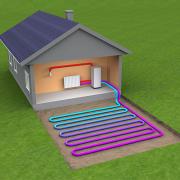 School will heat energy of the Earth Фото №1