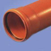Drainage PVC pipes Фото №1