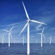 Япония построит самую большую ветровую электростанцию Фото №1