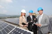 Проект по солнечной энергии в Средиземноморье Фото №1