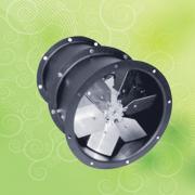 Осевые вентиляторы ECR с фланцевым соединением  Фото №1