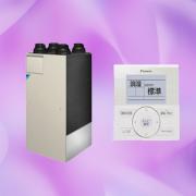 Вентиляционной установки с полным контролем влажности от Daikin Фото №1