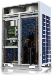 Технологии и особенности центральных систем DX PRO IV Kentatsu Фото №1