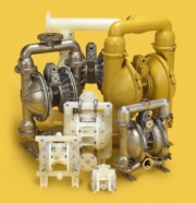 New Wilden High-Pressure AODD Pumps Фото №1