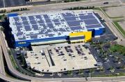 IKEA стала лидером по испльзованию солнечной энергии в США Фото №1