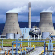 Новая технология для снижения выбросов тепловых электростанций