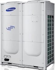 Центральные системы кондиционирования Samsung DVM S
