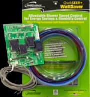 Новый контроллер систем кондиционоирования и отопления QwikSEER+WattSaver Фото №1