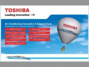 Новый online сервис компании Toshiba Air Conditioning Фото №1