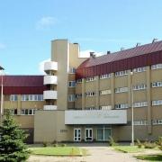 Чиллеры Daikin в Областном онкологическом диспансере