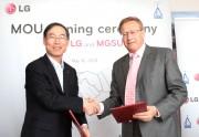 LG Electronics начинает сотрудничество с МГСУ Фото №1