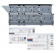 Программа для подбора каркасно-панельных установок SALDA