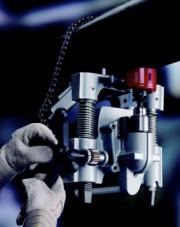 станок HC-300 для вырезания в трубах ответстий Фото №1