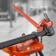Компания RIDGID представила сложнорычажный трубный ключ
