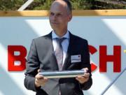 Заложен первый камень нового завода «Bosch Термотехника» Фото №2