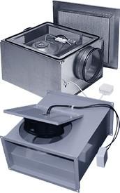 Новые модели энергоэффективных вентиляторов Фото №1
