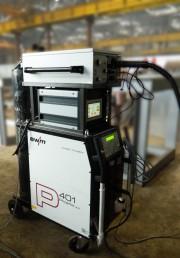 «Омский завод инновационных технологий» произвел промышленный запуск  автоматизированного комплекса по сварке конвективных трубок, не имеющий аналогов Фото №1