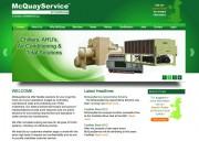 MCQUAY SERVICE новый сайт техобслуживания Фото №1