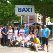 Поездка российских партнеров на завод BAXI S.p.A. в Италии Фото №1