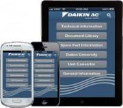 DAIKIN eQuip – бесплатное мобильное приложение Фото №1