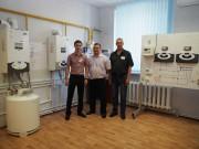 Начало работы учебного класса Технической Академии Ariston Thermo Group Фото №1