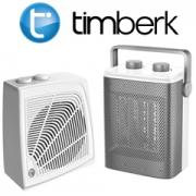 Новые модели тепловентиляторов Timberk