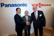 Новуа система когенерации от Viessmann и Panasonic Фото №1
