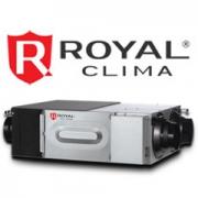 Новинка от Royal Clima - приточно-вытяжные установки Soffio