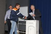 ГК «Русклимат» наградила лучших сотрудников сервисной службы ОАО «Мосгаз» Фото №1