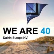 40-летие Daikin Europe N.V.