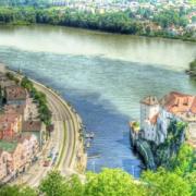 20 домов в Женеве будут отапливать водами реки Роны