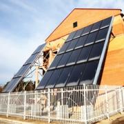 Первый энергоэффективный дом в Красноярском крае
