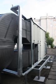 Рекуперация и воздушное отопление в Аналитическом центре при Правительстве Российской Федерации  Фото №3
