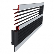 Новые вентиляционные решетки TROX X-GRILLE Фото №3