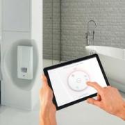 Новые возможности для комфортного управления горячей водой