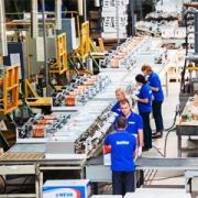 Увеличение производственных мощностей BaltGaz Групп