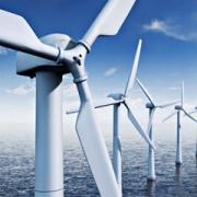 Запущена крупнейшая в мире плавучая ветряная электростанция