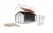 Дом на солнечных батареях из IKEA Фото №2